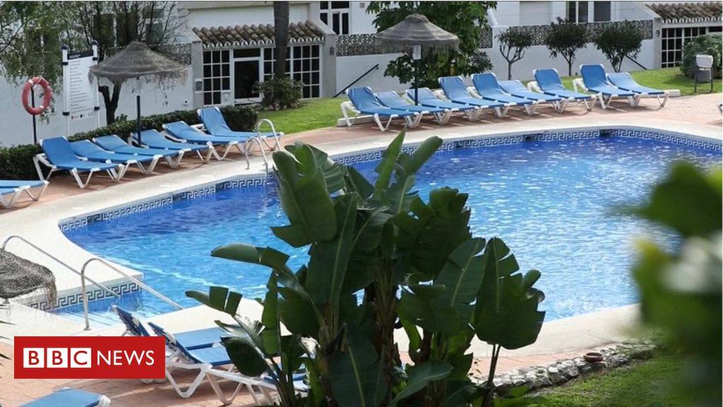 Costa del Sol: Mother wants more tests on pool after Christmas Eve deaths