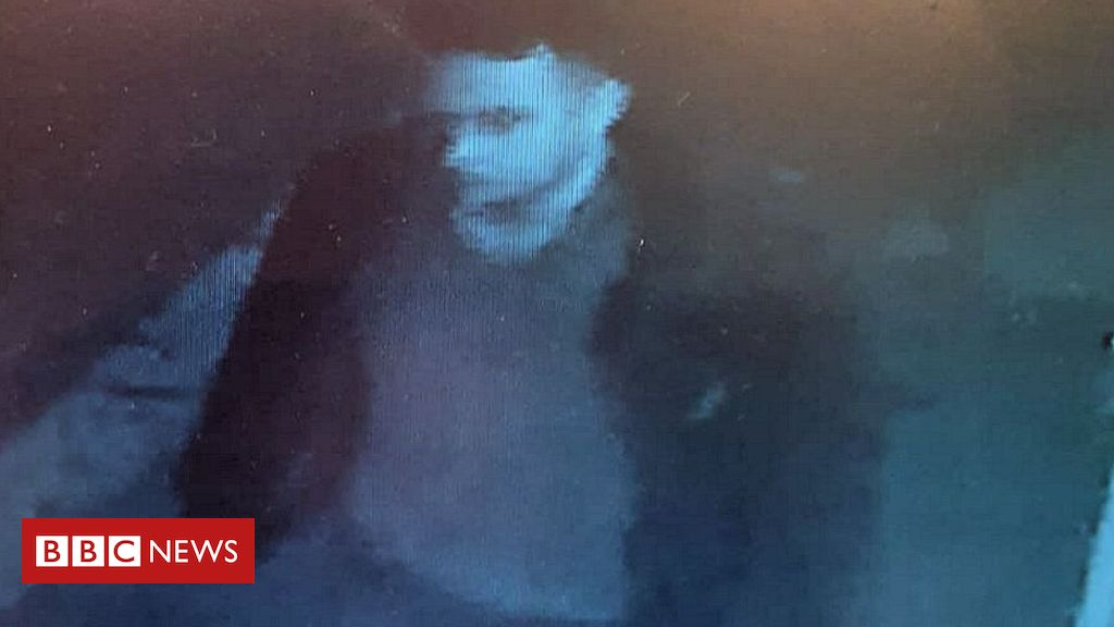 Anthony Knott: Police release CCTV image of missing firefighter