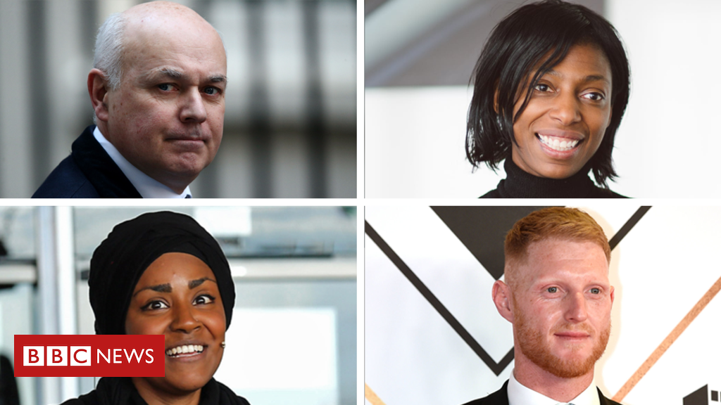 New Year Honours: 1,000 addresses published in error