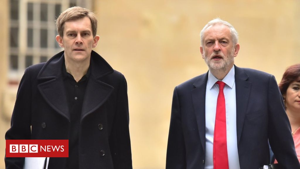 Defeated Labour MPs call for 'fundamental change' at top of the party