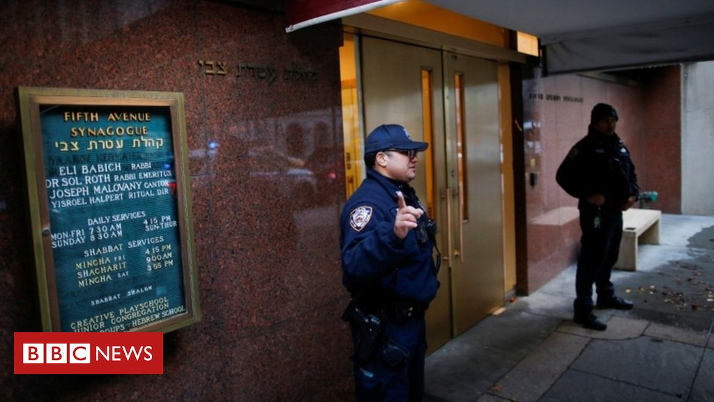 Monsey stabbing: Several wounded at home of New York rabbi