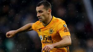 Liverpool investigate alleged incident between Wolves' Jonny and a ball boy