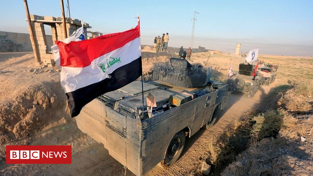 US attacks Iran-backed militia bases in Iraq and Syria