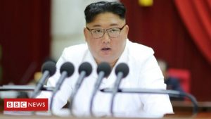 Kim Jong-un calls for 'positive and offensive' security policy