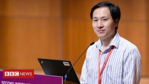 China jails 'gene-edited babies' scientist for three years