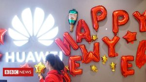 Huawei feels 'bite of winter' after Trump ban