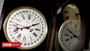 National archives: Sir John Major snubbed separate Scottish time zone