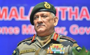General Bipin Rawat To Be Chief Of Defence Staff, US Congratulates Him