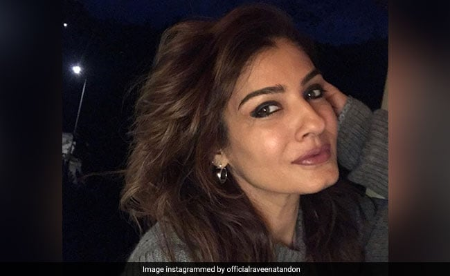 """Case Against Raveena Tandon In Beed, Maharashtra For """"Hurting Sentiments"""", Day After Apology"""