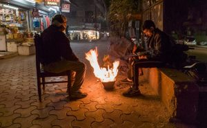 "Weather Office's ""Red"" Warning Over Severe Cold Wave In Delhi"