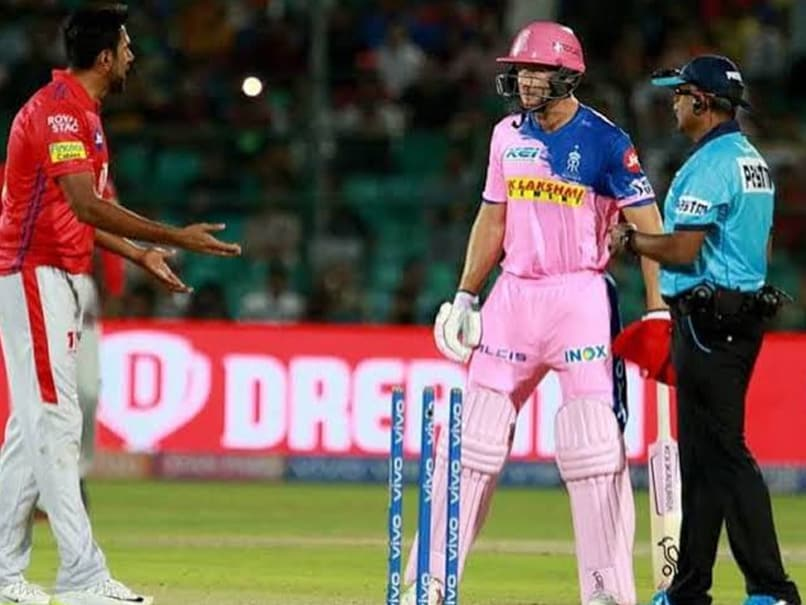 Ravichandran Ashwin's Witty Reply Wins The Banter With Rajasthan Royals