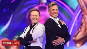 Dancing On Ice: First same-sex couple don't want to 'be part of a circus'