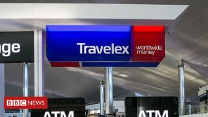 Bank currency services hit by Travelex site attack