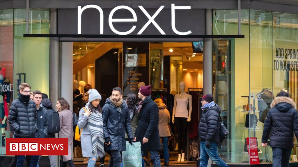 Next lifts profit forecast after Christmas sales boost