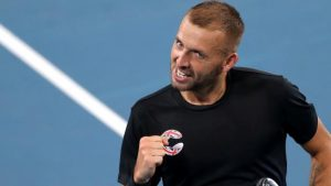 ATP Cup: Great Britain's Dan Evans beats David Goffin in must-win match