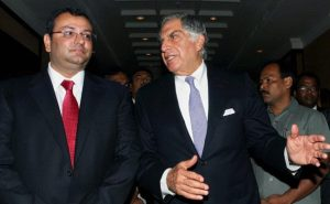 Tata Sons Goes To Supreme Court Over Cyrus Mistry's Reappointment By NCLAT